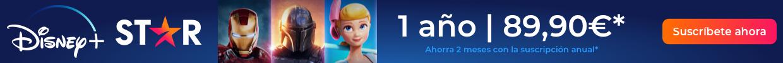 Disney Plus Oferta