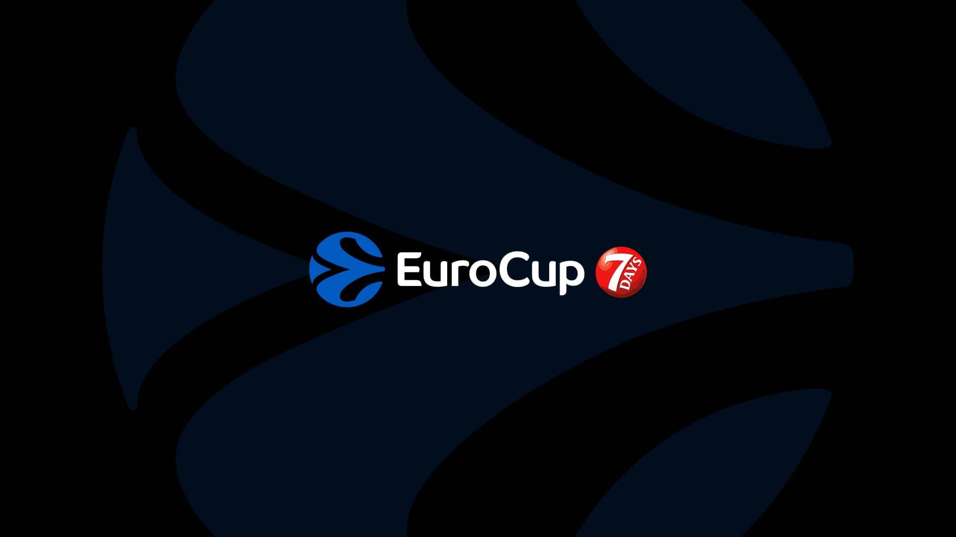 ¿Dónde y cómo se puede ver la Eurocup de baloncesto 2020-21?