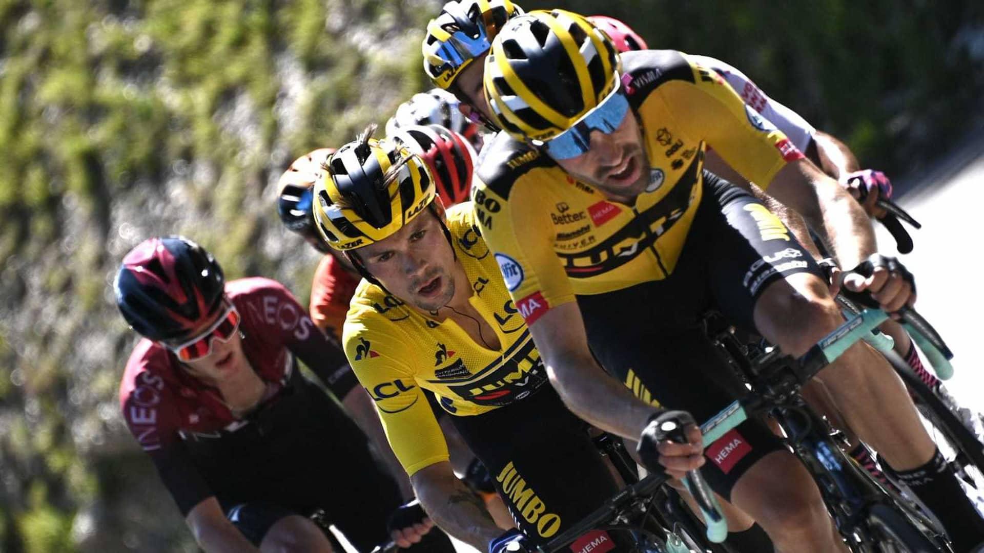 Critérium Dauphiné Libéré 2021: dónde ver en TV, clasificación, etapas, fechas y ganadores