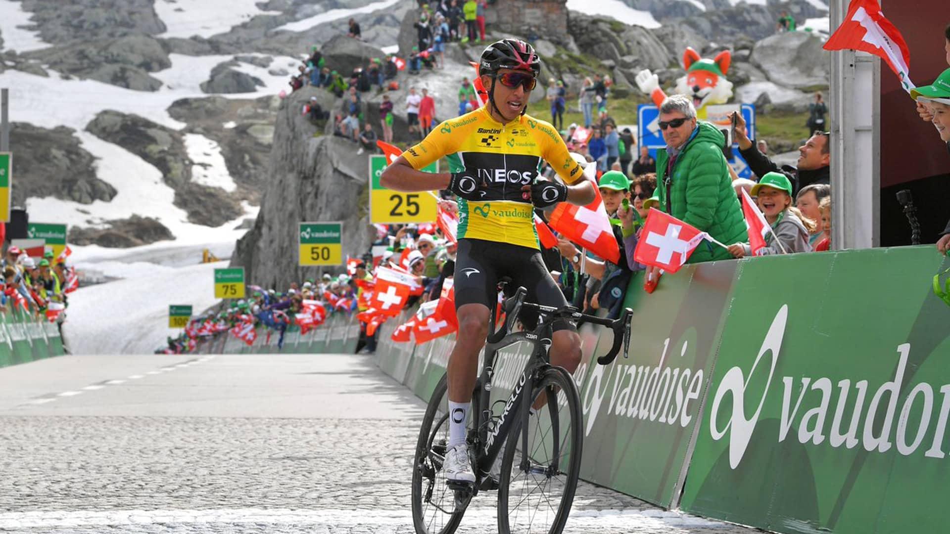 Tour de Suiza: dónde ver en 2021 por TV, etapas, equipos y ganadores