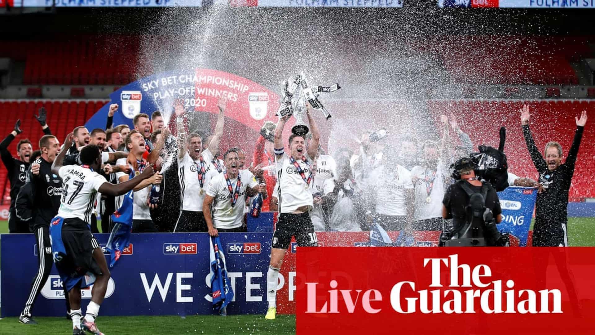 EFL Championship 2020-21: dónde ver en directo o a la carta, equipos y palmarés
