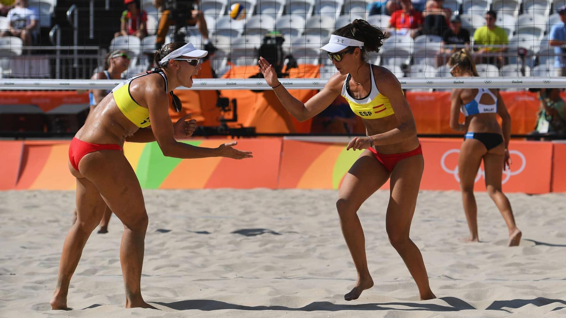 Dónde ver el voleibol playa en los JJOO: TV en directo, calendario e historia