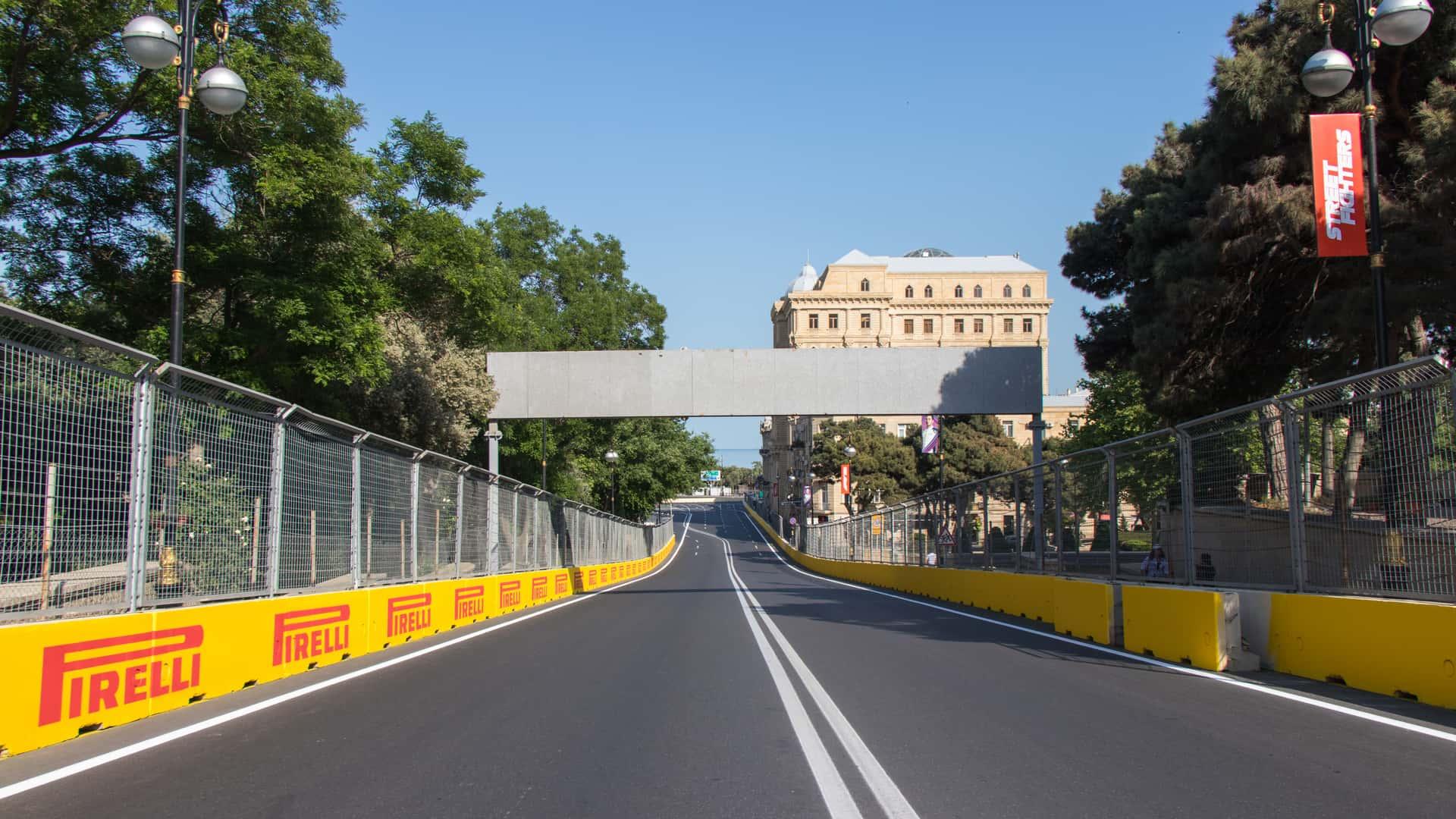 Gran Premio de Azerbaiyán 2021 de F1: opciones de TV, fechas y horarios