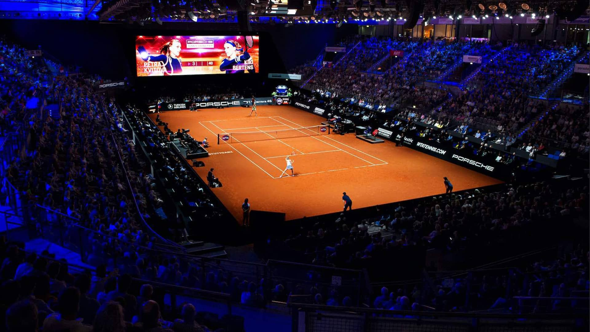 Porsche Tennis Grand Prix 2021: TV, fechas, cabezas de serie y ganadoras en Stuttgart